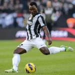 Juventus, Asamoah oggi in campo: se perde il Ghana, già in campo con il Celtic?