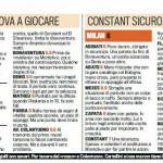 Atalanta-Milan 0-1, i voti e le pagella Gazzetta dello Sport: El Shaarawy una conferma che bravo Constant! – Foto