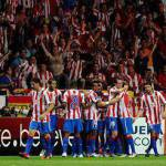 Supercoppa Europea, Inter – Atletico Madrid 0-2