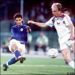 Mondiali Sudafrica 2010, i gol più belli della manifestazione: Baggio vs Cecoslovacchia, 1990 – Video