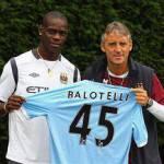 Premier League, Mancini vuole recuperare Balotelli per la sfida con l'Arsenal