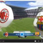 Video – Fifa 14: ecco un bel gameplay fra Milan e Barcellona! Anticipo della sfida Champions…