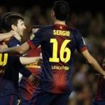 Milan-Barça, cattive notizie per i blaugrana: Villa e Song non si allenano, Xavi cerca di recuperare