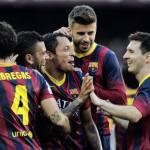 Video – Liga, goleada del Barcellona: disintegrato il Levante per 7-0