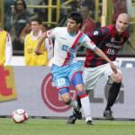 Calciomercato Napoli, Vargas per arrivare a Barrientos, il Catania potrebbe dire si