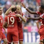Calciomercato Bayern Monaco, Robben non si nasconde: 'Siamo i migliori. Vorrei restare'