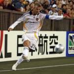 Calcio estero, Beckham torna a giocare 90 minuti