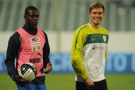 Italy v Slovenia - EURO 2012 Qualifier
