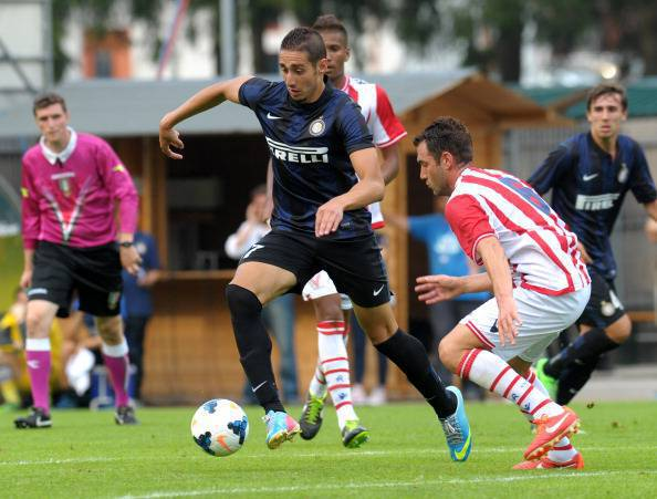 FC Internazionale Milano v Vicenza Calcio - Pre-Season Friendly