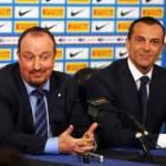 """Inter, Benitez: """"Pensiamo solo a lavorare"""""""