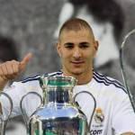 Calciomercato Milan-Juventus, Benzema: anche l'Aston Villa vuole il francese