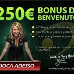Scommesse e Poker online, con Betclic hai un fantastico bonus!