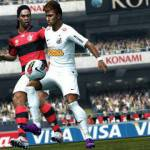 Pro Evolution Soccer 2013, Santos-Flamengo: arriva la demo dell'attesissimo PES 2013! – Video