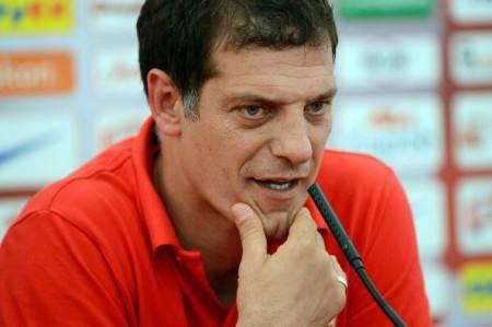 Croatian national football team head coa