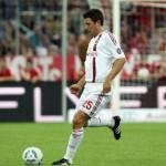 Serie A, nuovo infortunio in casa Milan: tocca a Bonera