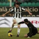 Juventus-Fiorentina, Bonucci in Curva Scirea con i tifosi