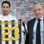 Calciomercato Juventus, Secco ricorda: Borriello? Per i tifosi abbiamo bloccato Stankovic!