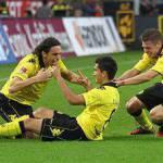 Bundesliga: il Dortmund sconfigge il Bayern, pari fra Leverkusen e Werder