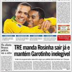 O Globo: Il Brasile migliora ma non incanta