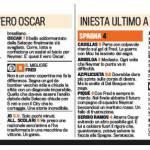 Brasile-Spagna, voti e pagelle Gazzetta dello Sport: Fred è il migliore, ma Neymar è spettacolare! – Foto