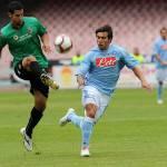 Calciomercato Napoli, prime parole da azzurro per Miguel Angel Britos
