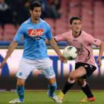 Calciomercato Napoli, Britos: Cavani e Gargano restano mentre Ramirez verrebbe volentieri