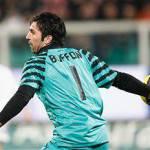 Juventus-Inter, Buffon: «L'emozione più grande? Il trionfo del 5 maggio»