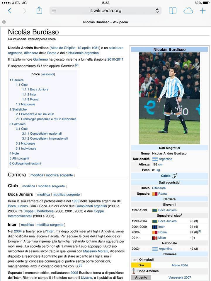 burdisso milan wiki