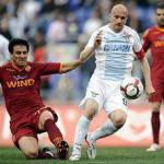 Calciomercato Inter: scambio Burdisso-Brighi con la Roma?