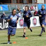 Mondiali Sudafrica 2010: Italia, tegola Camoranesi. Il bianconero ha un problema al ginocchio sinistro