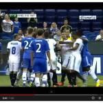 Video – Chelsea-Inter, altro che amichevole! Fallaccio shock di Campagnaro su Terry, rissa sfiorata