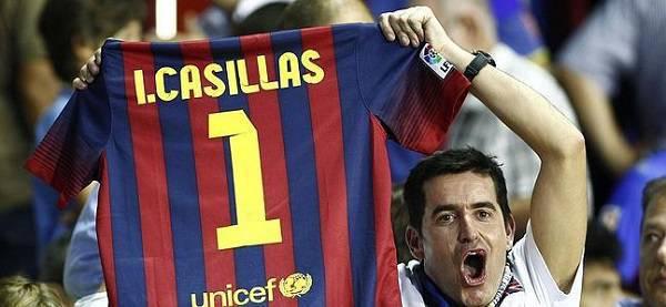 casillas-maglia-Barcellona