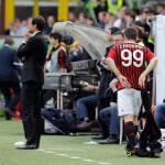 Calciomercato Milan, retroscena Cassano: Allegri ha posto il veto alla sua convocazione in Nazionale, ecco perchè