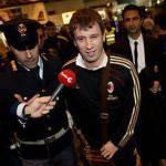 Milan, Cassano: Risate e scherzi sull'aereo con Ibrahimovic poi le vertigini all'arrivo a Malpensa