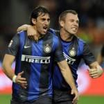 Serie A, Inter-Fiorentina 2-1: Milito e Cassano abbattono i viola