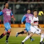 Catania-Milan, voti e pagelle dell'incontro di Serie A
