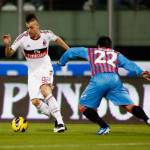 Serie A, Catania-Milan 1-3 – Video