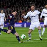 Copa De Rey, Barcellona-Real Madrid 1-3: Ronaldo (2) e Varane schiantano il Barça
