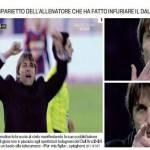 Bologna-Juventus, ecco l'esultanza di Conte che ha fatto infuriare il Dall'Ara! – Foto