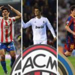 Calciomercato Milan, Inter, Juventus, Messi, Ronaldo, Aguero: tre star per un futuro (non troppo) lontano