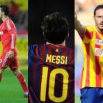 Dal bolide di Ronaldo, alla rovesciata di Di Michele, passando alla magia di Messi: vota il gol più bello del weekend! – Video