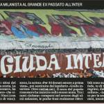 Milan-Inter, rivedi la coreografia dei tifosi rossoneri contro Leonardo – Foto