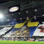 Juventus-Milan, ecco la coreografia bianconera dedicata a Inter e Milan… – Foto
