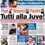 Corriere dello Sport: Tutti alla Juve!