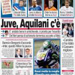 Corriere dello Sport: Juve, Aquilani c'è