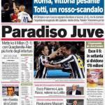 Corriere dello Sport: Paradiso Juve