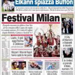 Corriere dello Sport: Festival Milan