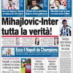 Corriere dello Sport: Mihajlovic-Inter, tutta la verità!