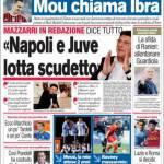 Corriere dello Sport: Napoli e Juve lotta scudetto