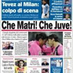 Corriere dello Sport: Che Matri! Che Juve!